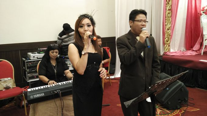 Lucky and Fanny Wedding by Monica Music Entertainment - 003