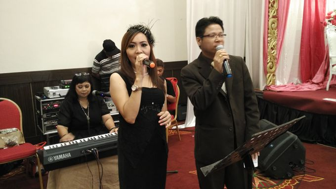 Lucky and Fanny Wedding by Monica Music Entertainment - 004