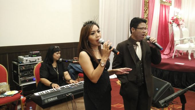 Lucky and Fanny Wedding by Monica Music Entertainment - 005