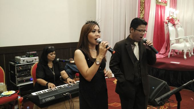 Lucky and Fanny Wedding by Monica Music Entertainment - 006