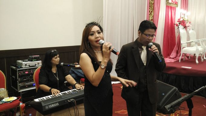 Lucky and Fanny Wedding by Monica Music Entertainment - 007