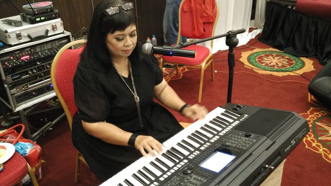 Lucky and Fanny Wedding by Monica Music Entertainment - 008