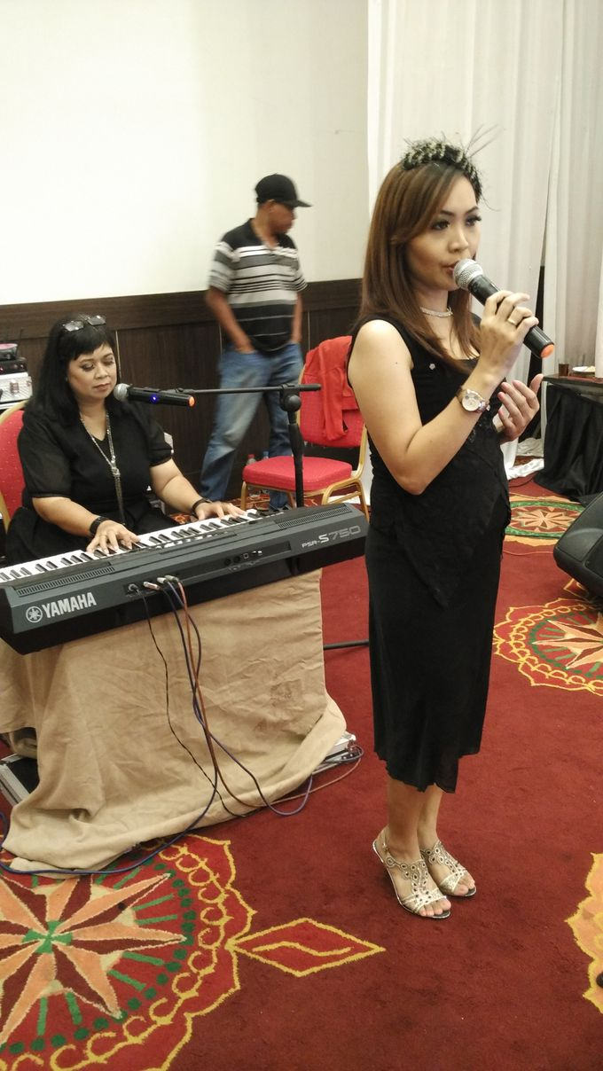 Lucky and Fanny Wedding by Monica Music Entertainment - 009