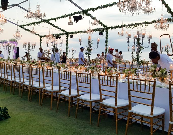 Whimsical Dream Wedding by Aisle Project - 003