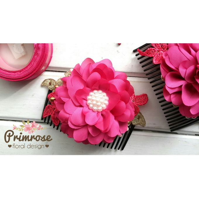 Wedding Accessories by Primrose Floral Design - 026