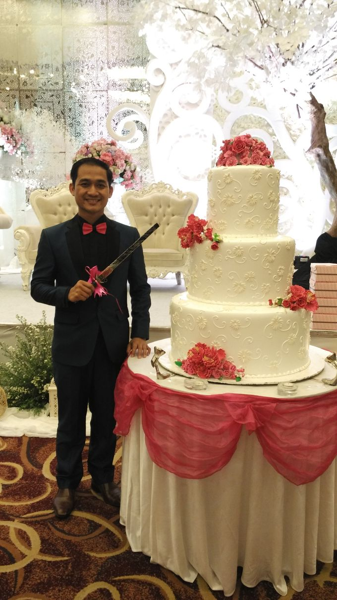MC Wedding and Ceremony Echy & Iyan by She La Vie Organizer & Decoration - 003