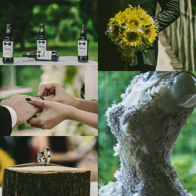 Holy Matrimony of Amory and Ria at Green Forest Resort Bandung by Sparkling Organizer - 039