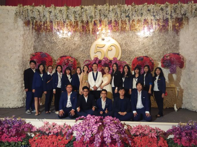 Golden Anniversary of Om Dedy n Tante Tina by Dream High Music Entertainment - 004