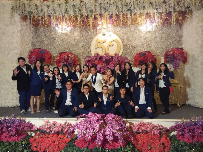 Golden Anniversary of Om Dedy n Tante Tina by Dream High Music Entertainment - 005