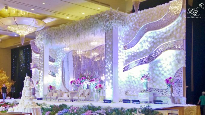 Henry & Adeline wedding by Lily Florist & Decoration - 003