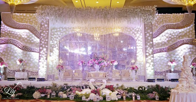 Henry & Adeline wedding by Lily Florist & Decoration - 002