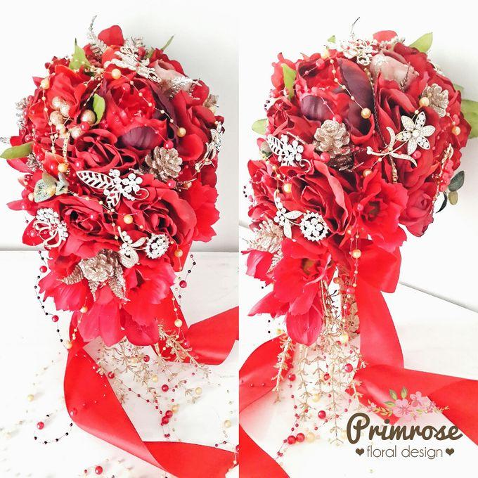 Wedding Bouquet - Handbouquet by Primrose Floral Design - 023