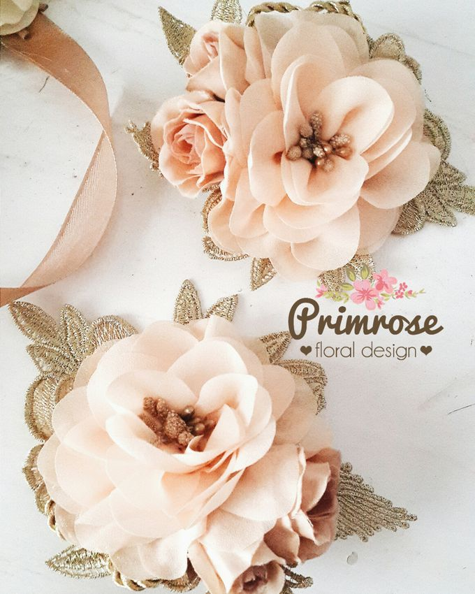 Wedding Accessories by Primrose Floral Design - 040