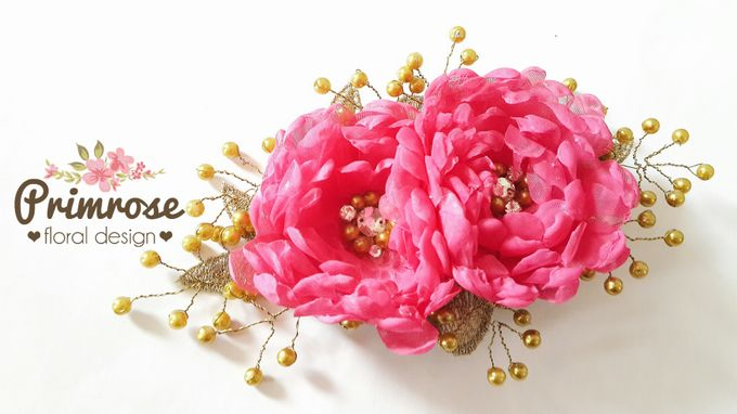 Wedding Accessories by Primrose Floral Design - 033