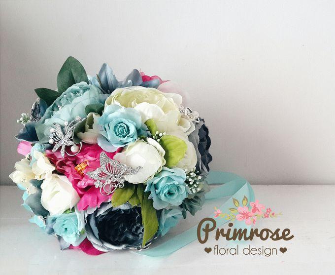 Wedding Bouquet - Handbouquet by Primrose Floral Design - 024