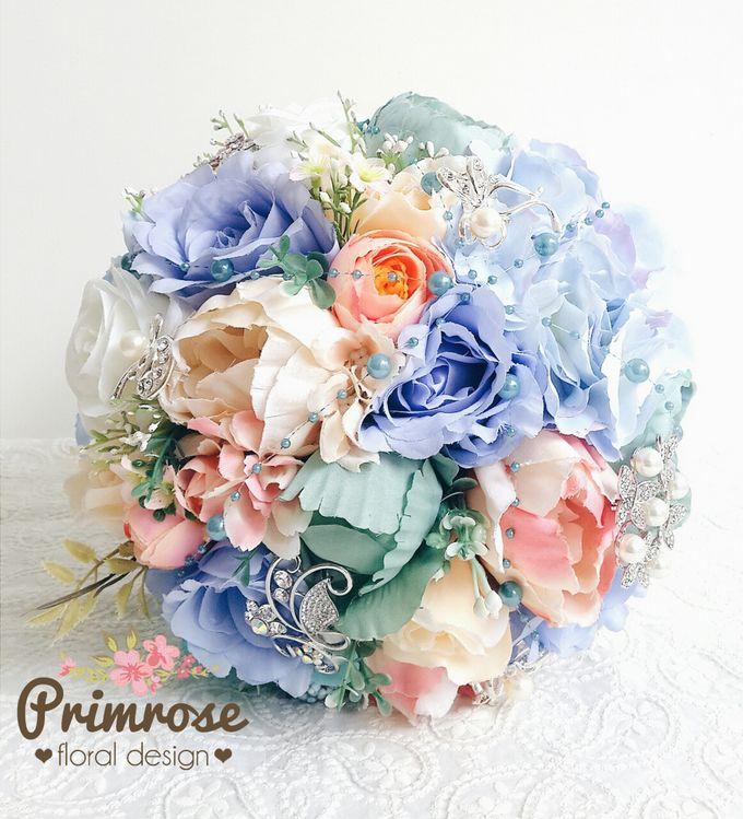 Wedding Bouquet - Handbouquet by Primrose Floral Design - 025