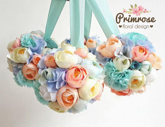 Wedding Bouquet - Handbouquet by Primrose Floral Design - 026