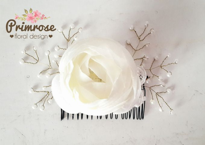 Wedding Accessories by Primrose Floral Design - 039
