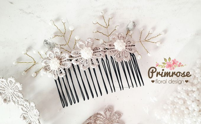 Wedding Accessories by Primrose Floral Design - 037