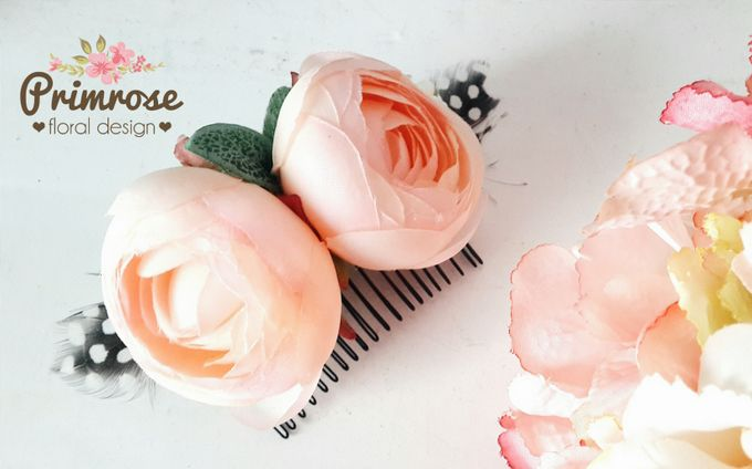 Wedding Accessories by Primrose Floral Design - 038