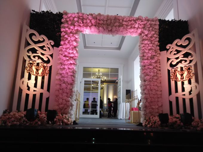 Sweet Seventeen Vania Wijaya at Four Points Hotel-1 Mei 2016 by Dream High Music Entertainment - 003