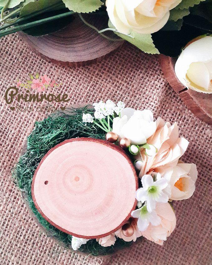 Wedding Ring Box by Primrose Floral Design - 007