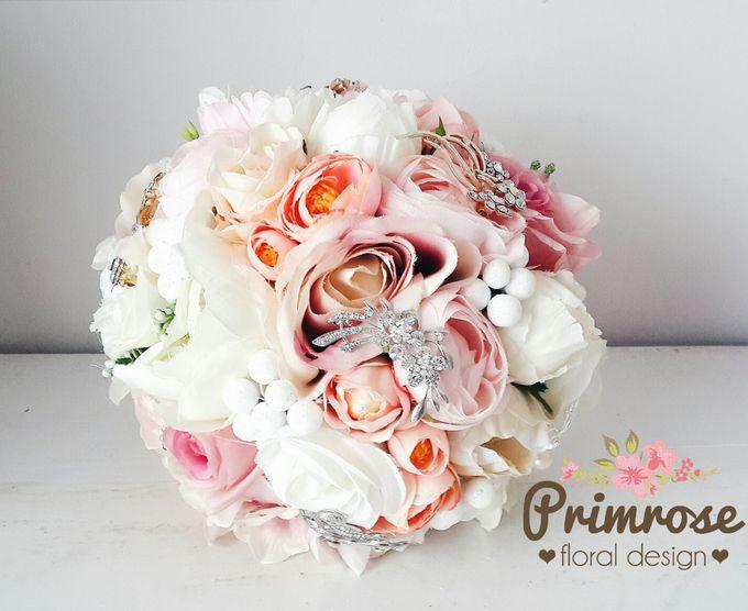 Wedding Bouquet - Handbouquet by Primrose Floral Design - 027