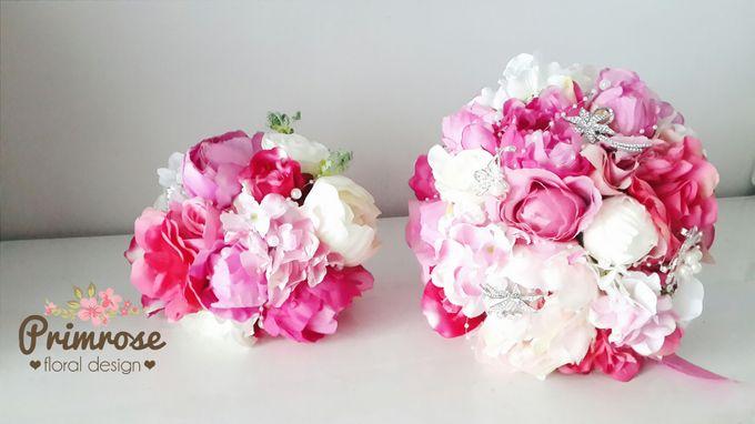 Wedding Bouquet - Handbouquet by Primrose Floral Design - 028