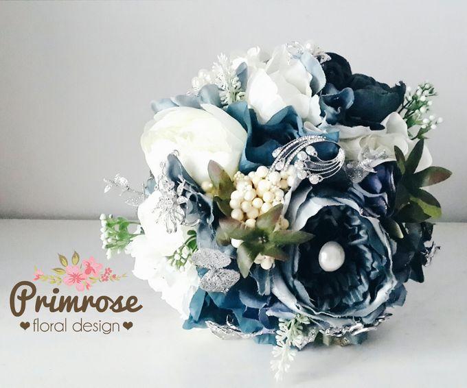Wedding Bouquet - Handbouquet by Primrose Floral Design - 030