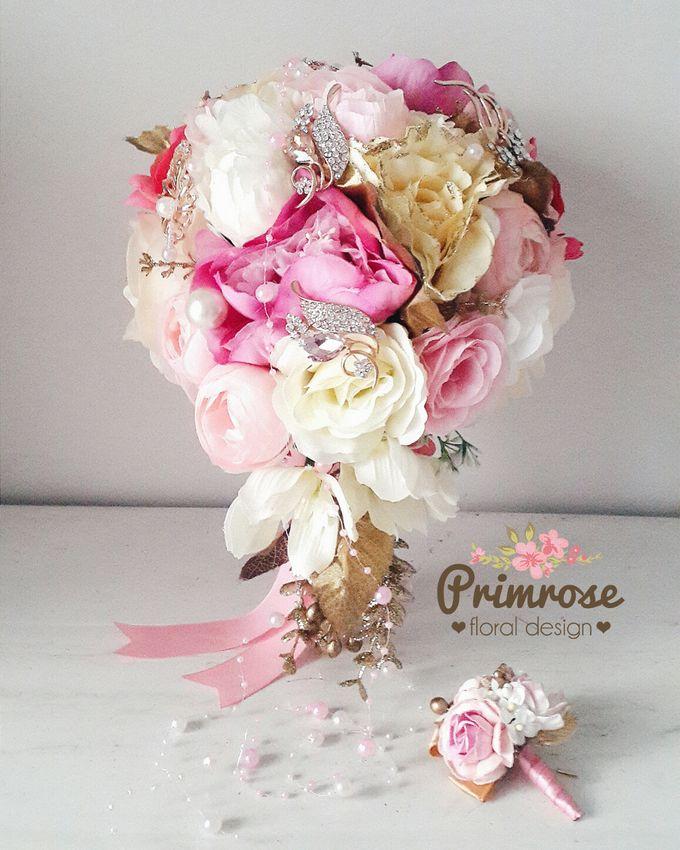 Wedding Bouquet - Handbouquet by Primrose Floral Design - 031