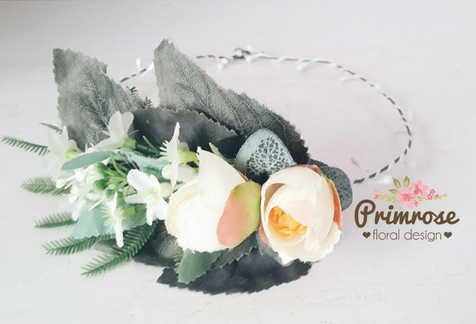 Wedding Accessories by Primrose Floral Design - 043
