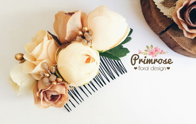Wedding Accessories by Primrose Floral Design - 045