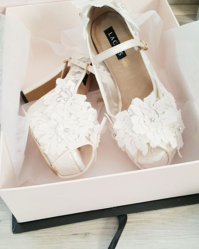 wedding shoes by LACIES - 001