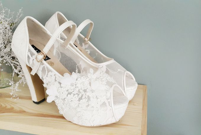 wedding shoes by LACIES - 006