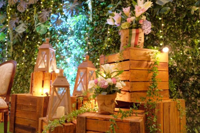 Le Meridien - Romantic Garden by Catalina Flora - 011