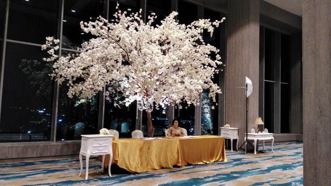 Wedding at Lotus Sky by Grand Mercure Jakarta Kemayoran - 001
