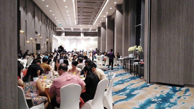 Wedding at Lotus Sky by Grand Mercure Jakarta Kemayoran - 004