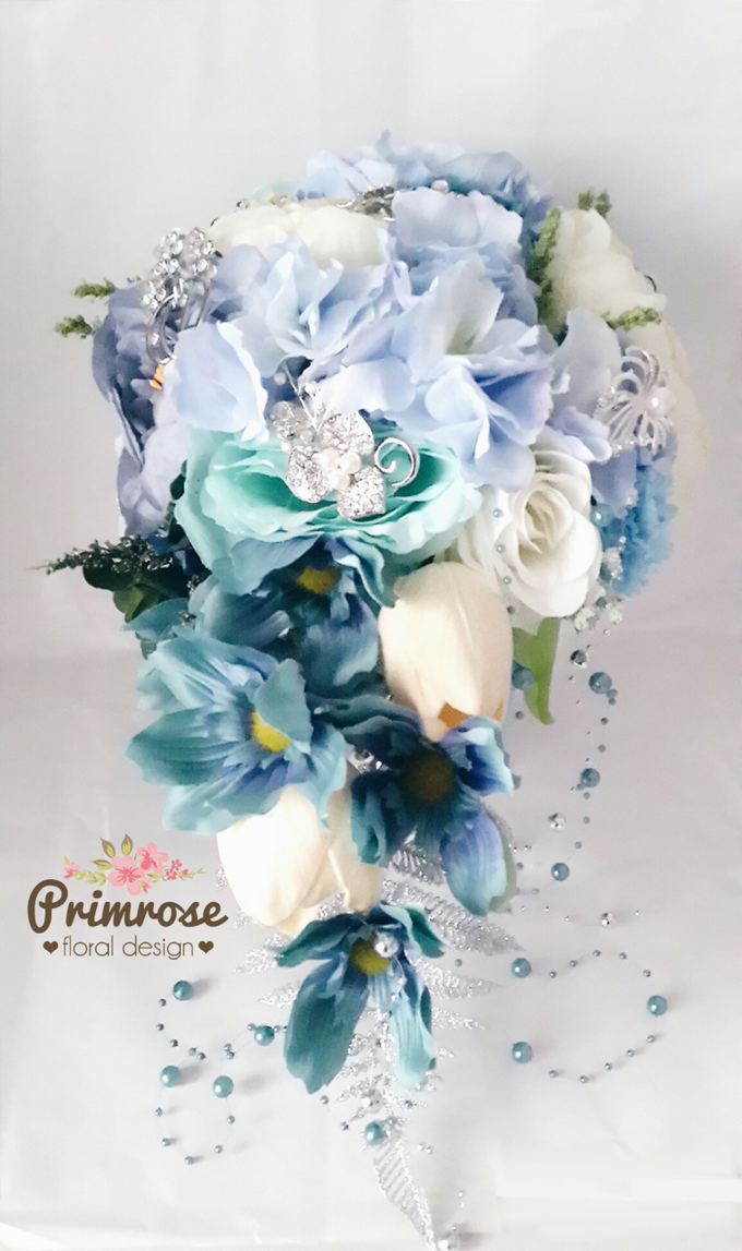 Wedding Bouquet - Handbouquet by Primrose Floral Design - 037