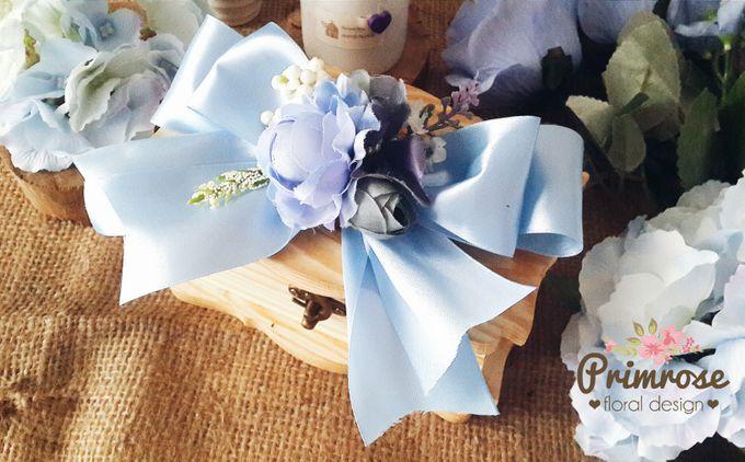Wedding Ring Box by Primrose Floral Design - 014