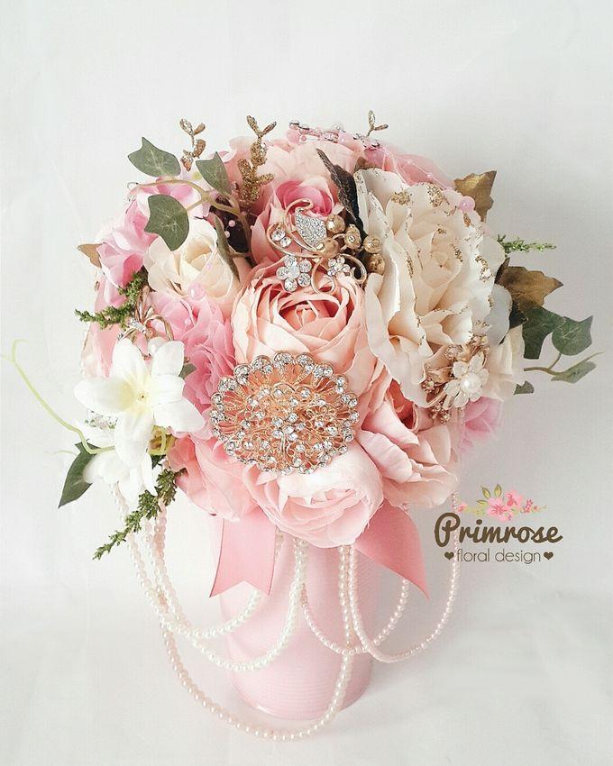 Wedding Bouquet - Handbouquet by Primrose Floral Design - 038