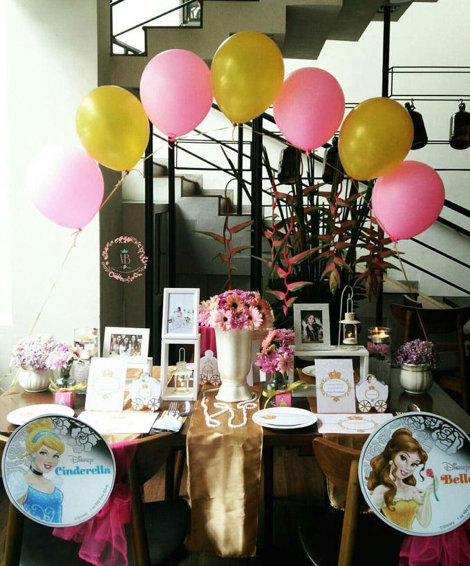 bridal shower by vb party planner bridestory com