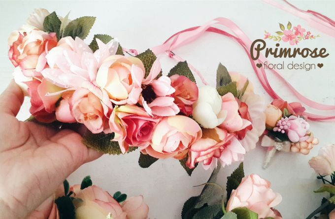 Wedding Accessories by Primrose Floral Design - 047