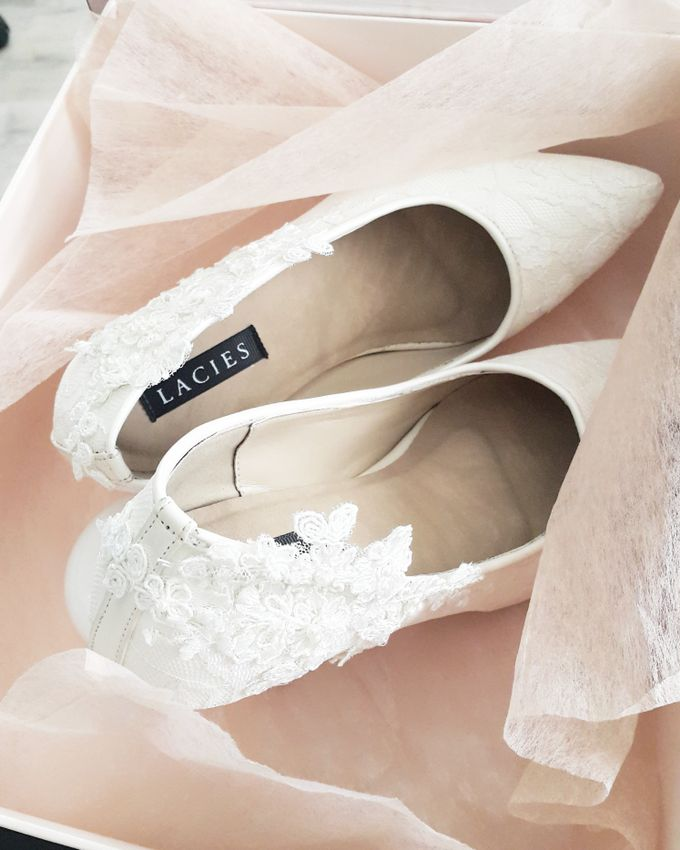 wedding shoes by LACIES - 010