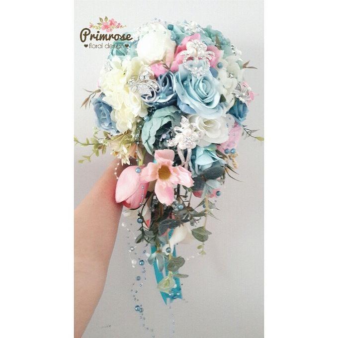 Wedding Bouquet - Handbouquet by Primrose Floral Design - 039