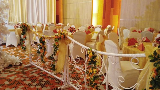Wedding at Magnolia by Grand Mercure Jakarta Kemayoran - 012