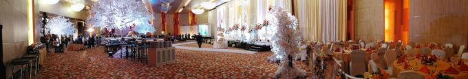 Wedding at Magnolia by Grand Mercure Jakarta Kemayoran - 014