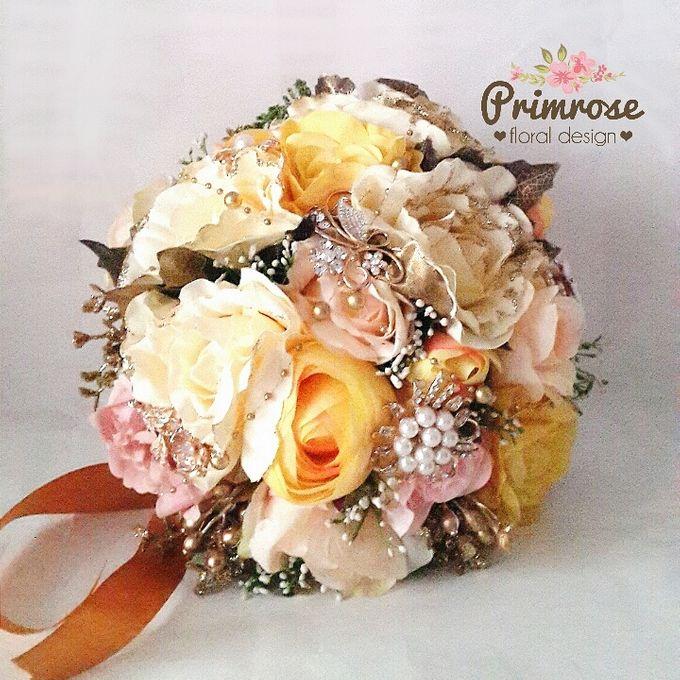 Wedding Bouquet - Handbouquet by Primrose Floral Design - 041