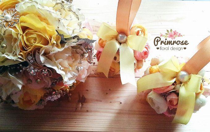 Wedding Bouquet - Handbouquet by Primrose Floral Design - 042