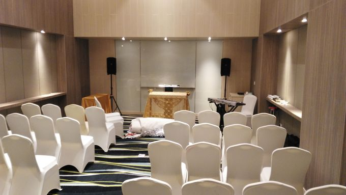 Wedding at Magnolia by Grand Mercure Jakarta Kemayoran - 015