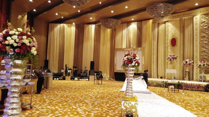 Wedding at Magnolia by Grand Mercure Jakarta Kemayoran - 018